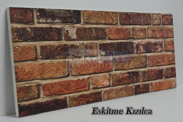 Strotex EskitmeKızılca Duvar Paneli