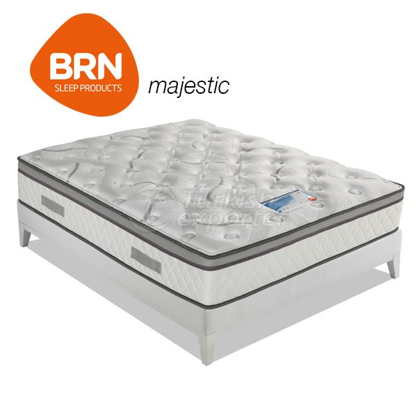 Majestic Memory Foam Mattress