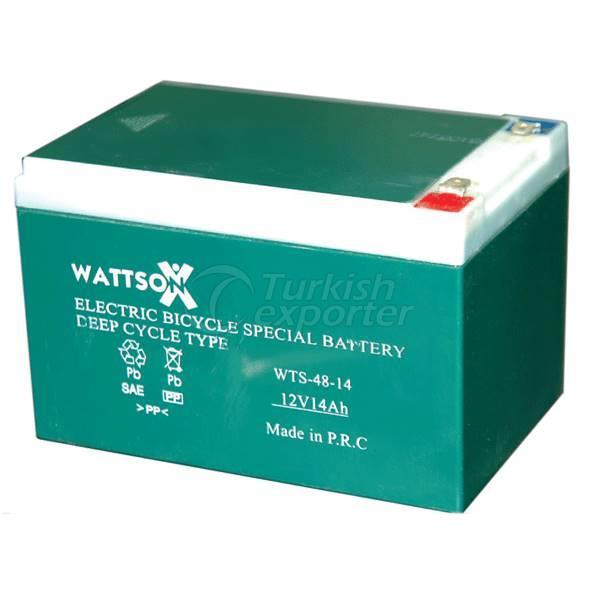 Electric Bicycle Batteries Wattson