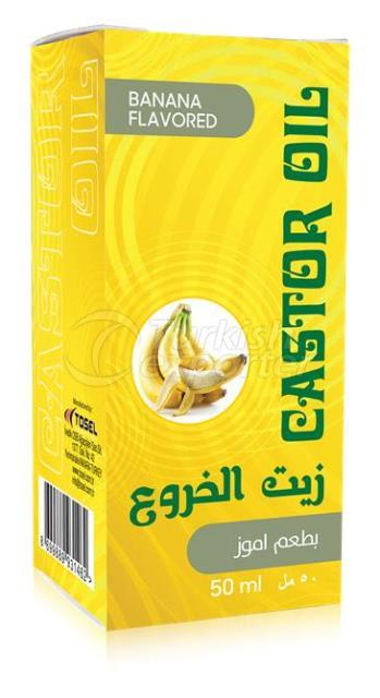 Castor Oil Banana