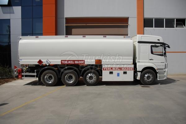 Camión cisterna elíptica 01