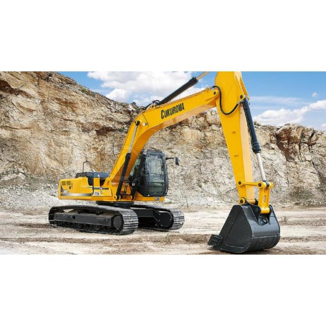 Excavator 723