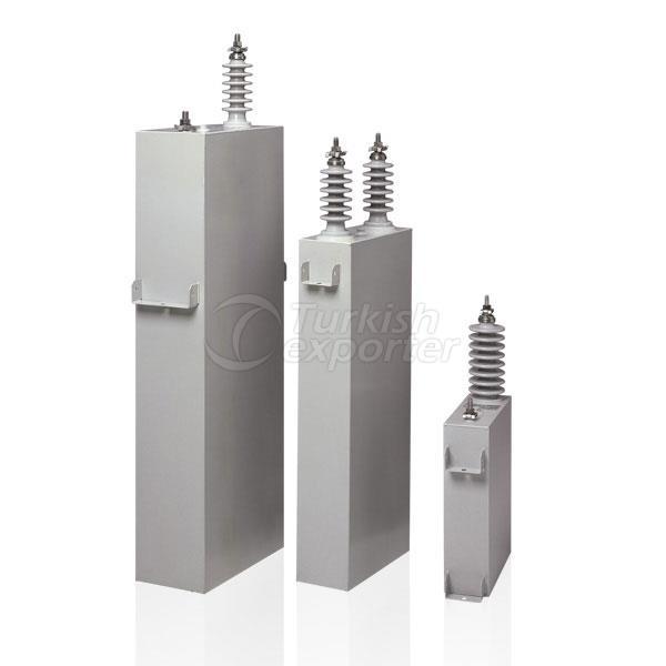 Condensateurs à moyenne tension