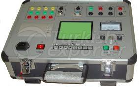 Test Equipment For Switchgear And Component