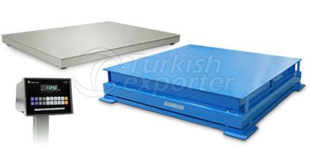 Electronic Platform Scales