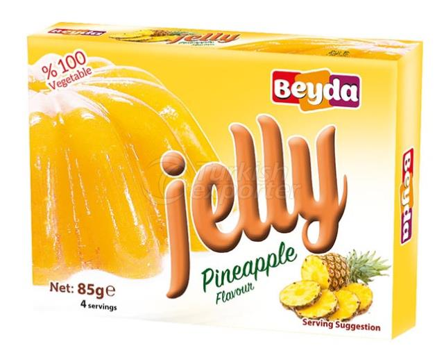 Pineapple Flavored Jelly