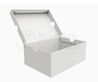 White Clothes Box Premium