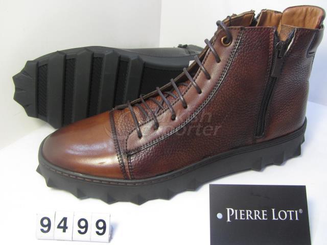 9499 Deri Ayakkabı