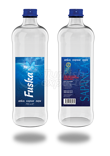 750 مل زجاجة زجاجية