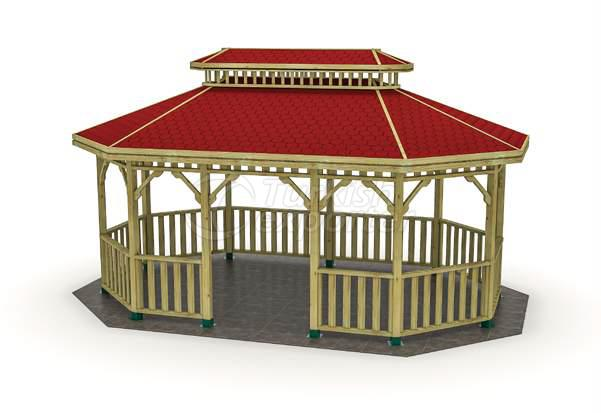 Wood stalls