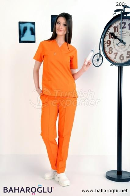 Medical Uniforms 2001