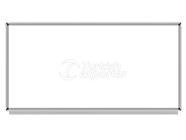 Enamel Wall Mounted Whiteboard