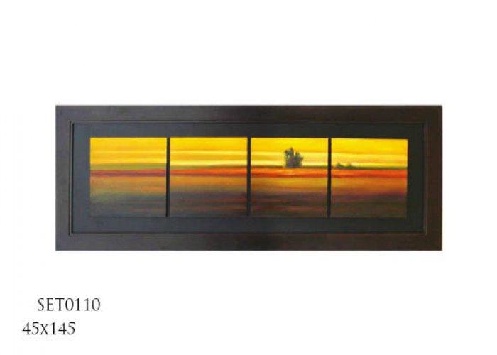 Decorative oilpaintings set0110