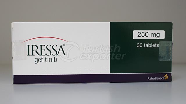 IRESSA 250 MG 30 TABLETS