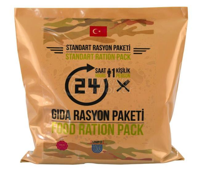 Standard Ration Pack