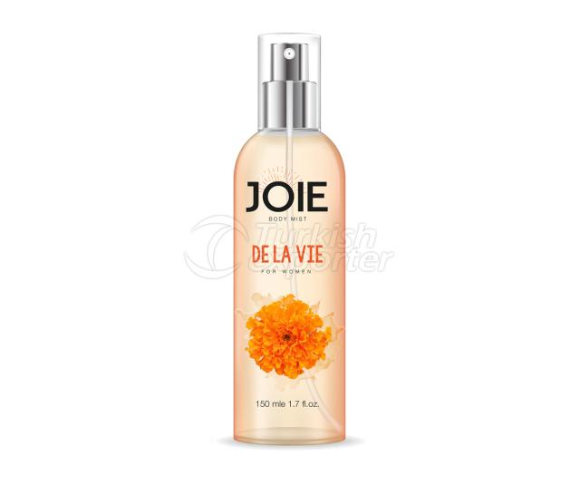 JD2 De La Vie For Women Body Mist