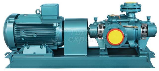 Multistage Horizontal Shaft Pump