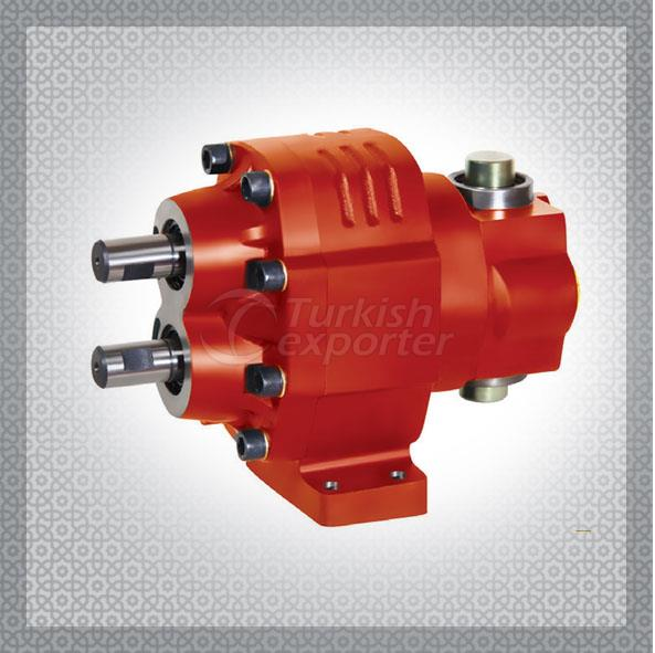 Gear Pump With Shaft