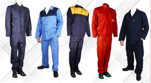 Worker Clothes