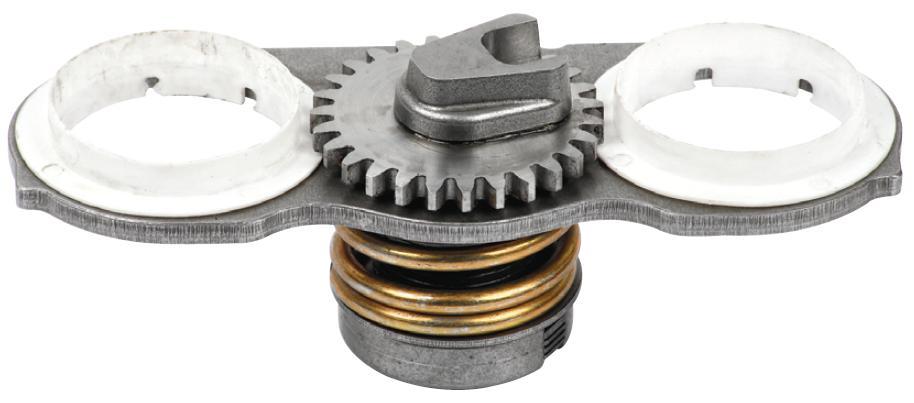 Caliper Adjuster Mechanism