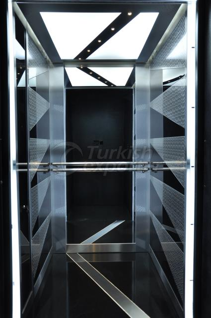 Cabina elevadora Yukselis - Camgoz