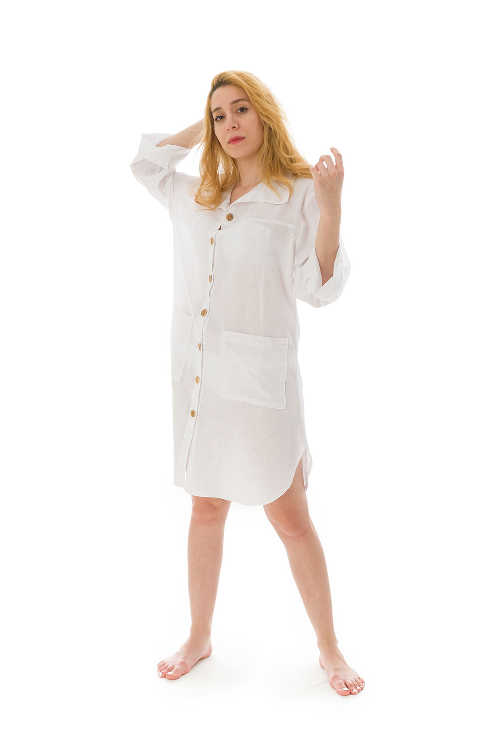 PANSY BEACH DRESS