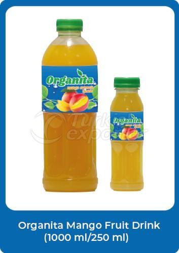 Organita Mango Fruit Drink