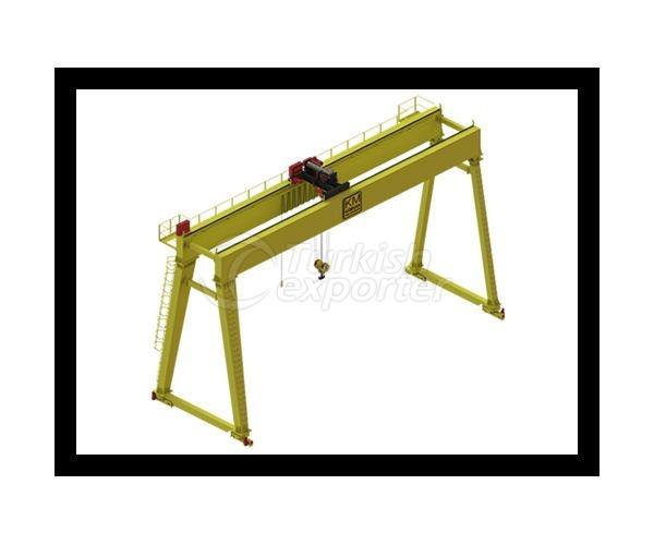 Standard Gantry Cranes