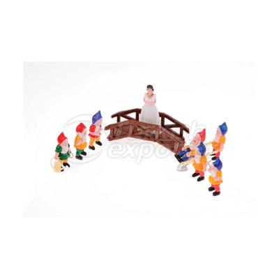 Decorative Products - The Seven Dwarfs