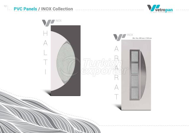 PVC - Inox Panels