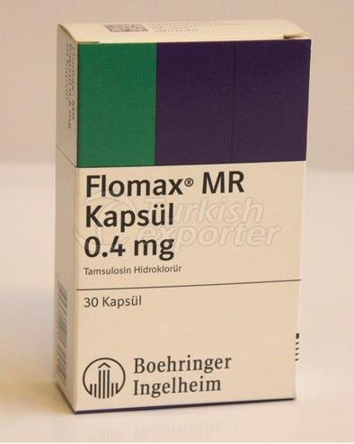 FLOMAX MR 0.4 MG 30 CAPSULES