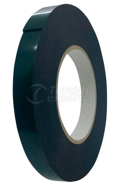 DOUBLE SIDED TAPE 2cm-10 meter-blac