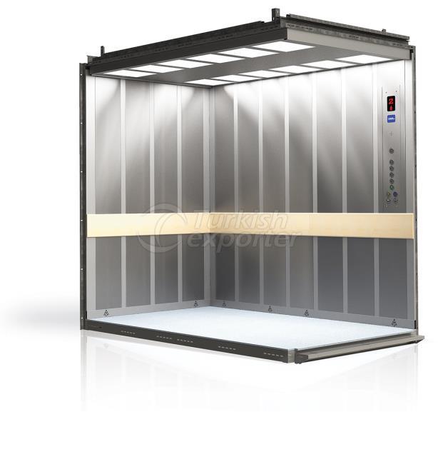 Elevator Cabin IDA KBN 20