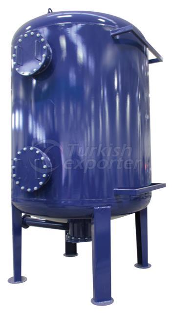 Tanklar ve Aksesuarlar - Epoxy Boyalı Paslanmaz Çelik Tanklar