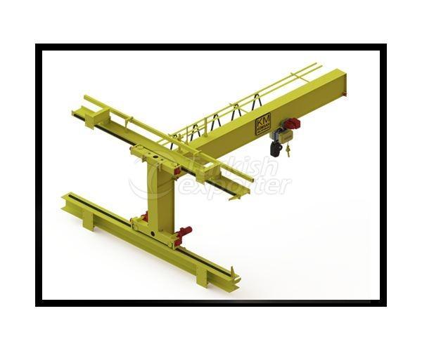 Single Girder Console Crane
