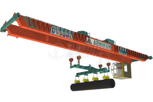 Rotary Traversed Cranes