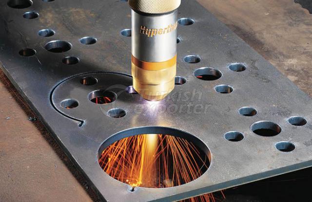 Metal Sheet Cutting By Plasma