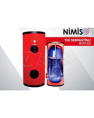 Single Serpentine Quick Boiler-NTSB-2500 LT