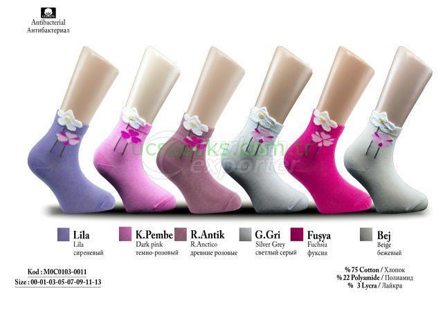 Çocuk Çorapları M0C0103-0006 2
