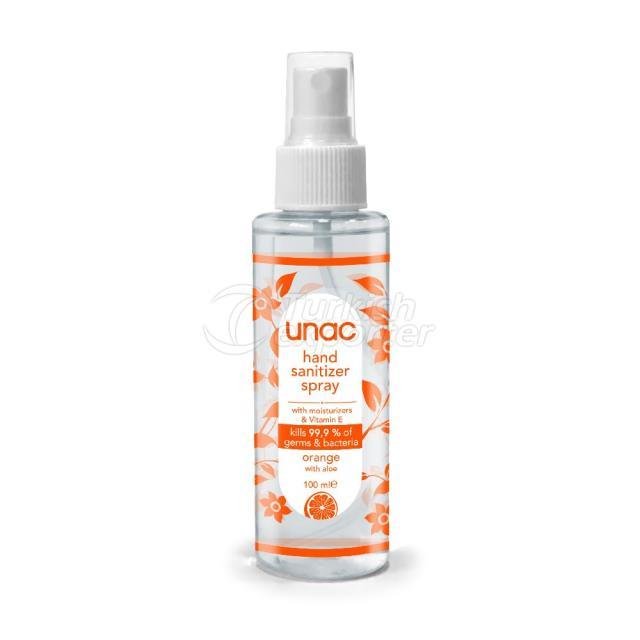 Un5041 - Unac Hand Sanitizer Spray 100ml