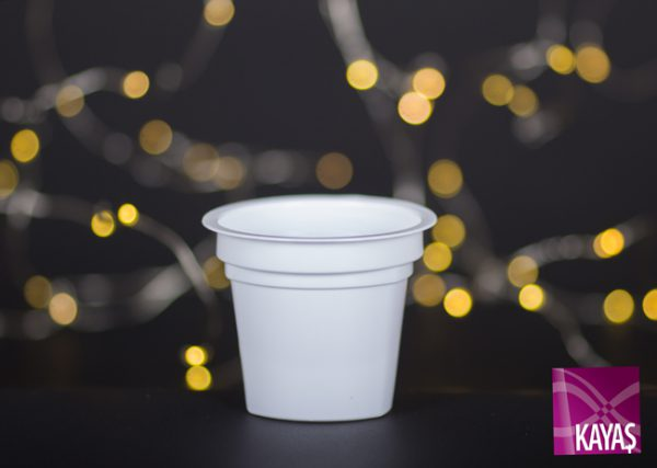 Plastic Cups For Yogurt