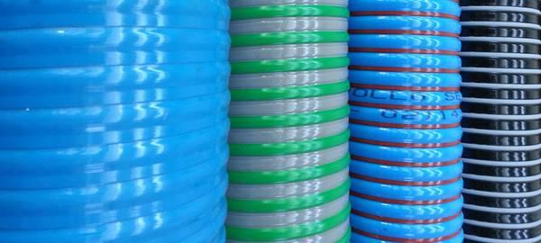 PVC COMPOUND FOR HOSES