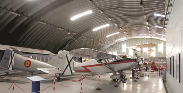 Hangares Silo