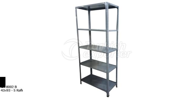 Steel Cabinet  Ikn-8002-B