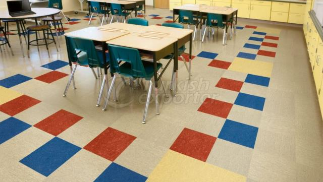 lineloum flooring