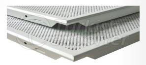 Aluminum Clip-In Panel Ceiling Panel