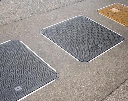 Fiber Manhole Covers