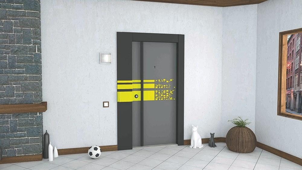 Steel Door Special Athletic