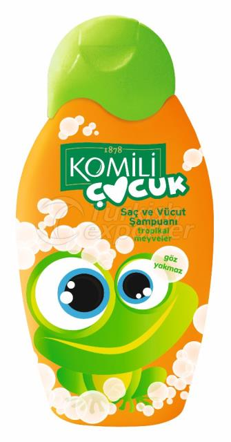 Komili Kids Shampoo