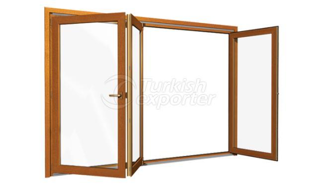 Katlanır Pencere ve Kapı